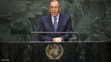 صورة لافروف: روسيا لن تتسامح مع هجمات الإرهابيين في إدلب