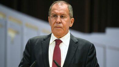 """صورة لافروف: نأمل استئناف عمل """"اللجنة الدستورية السورية"""" قريبا"""