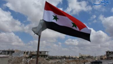 صورة الجيش في حوض اليرموك شمال غرب درعا.. وعمليات التسوية تجري وفق الاتفاق