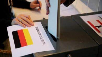 صورة الانتخابات الألمانية تشير إلى تقدم الحزب الاشتراكي على حساب رفاق ميركل