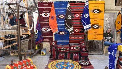"""صورة انطلاق فعاليات """"معرض الأعمال اليدوية والحرفية التقليدية وأعمال الأسر المحلية"""" في """"خان البنادقة"""" بحلب القديمة"""