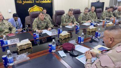 صورة اتفاق عراقي أمريكي لتقليص الوحدات القتالية الأمريكية في العراق
