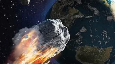 صورة كويكب بحجم ملعب كرة مر بقرب الأرض ولم تلحظه «ناسا»