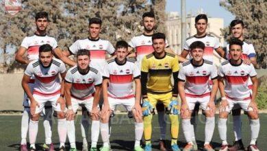 صورة مباريات تنافسية في دوري شباب الممتاز لكرة القدم