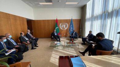 صورة المباحثات مستمرة.. المقداد في لقاءات مع رؤساء وفود الدول المشاركة بمناقشة الأمم المتحدة الـ 76