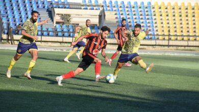 صورة في ختام رابع الدوري الممتاز.. جبلة يكسب نقاط حرجلة