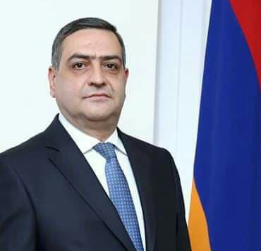سفير جمهورية أرمينيا تيكران كيفوركيان