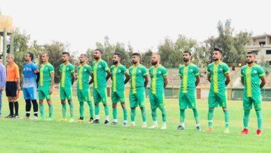 صورة في دوري الدرجة الأولى لكرة القدم فوز كبير للمجد
