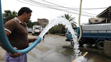 صورة محافظ ريف دمشق: صهريج مياه غير مرخص تسبب بحالات تسمم للعديد من المواطنين