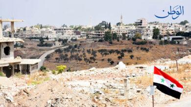 صورة انضمام ثلاث بلدات وقرى جديدة في ريف درعا الشرقي إلى التسوية
