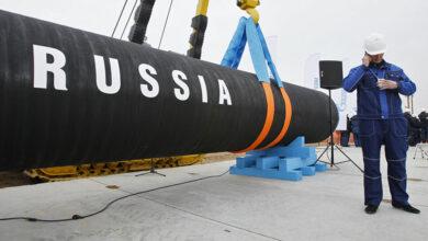 صورة روسيا وأوروبا تسجلان أرقاماً قياسية في استهلاك الغاز