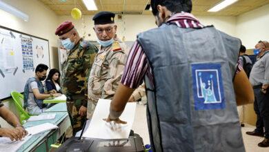 صورة الكتلة الصدرية تحصد العدد الأكبر من مقاعد البرلمان العراقي