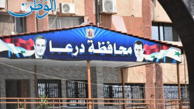 صورة بدء تنفيذ التسوية في «الكرك الشرقي» و«السهوة» بريف درعا الشرقي