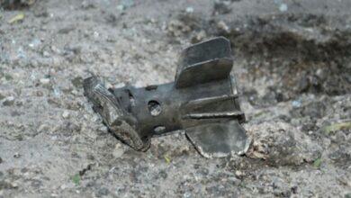 صورة الإرهابيون يعتدون بالصواريخ على جورين