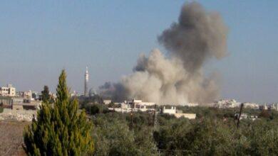 """صورة """"التركي"""" يقصف منازل المدنيين بـ 4 قرى شمالي غربي الحسكة"""