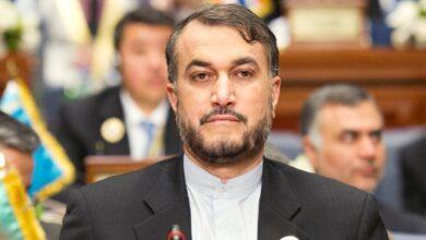صورة وزير الخارجية الإيراني: محادثات النووي تستأنف قريبا