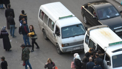 صورة محافظة دمشق: 150 وسيلة نقل عامة محرومة من الوقود لمدة 15 يوم