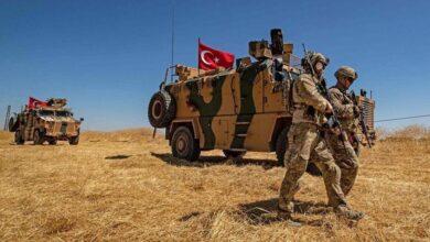 صورة مصرع جندي تركي وإصابة آخرين بقصف شمال حلب