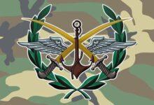 صورة شهيد وثلاثة جرحى من الجيش بعدوان إسرائيلي