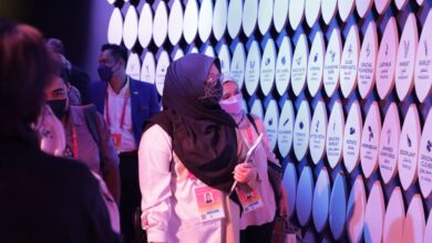 صورة انطلاق اللقاء الأول من سلسلة الإجتماعات الاقتصادية التي ينظمها الجناح السوري في إكسبو دبي 2020
