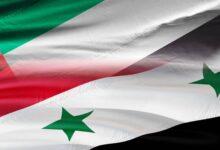 صورة وزير إماراتي: التعاون بين دمشق وأبوظبي سيتطور ويتعزز في ظل الانفتاح في العلاقات العربية
