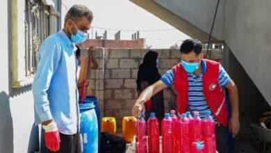 صورة ٣٥٠ أسرة استفادت من مبادرة الهلال الأحمر لتصنيع المنظفات في الحسكة
