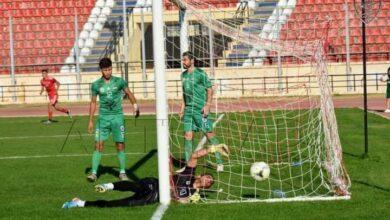 صورة في دوري الدرجة الأولى لكرة القدم سقوط الحرية والمحافظة