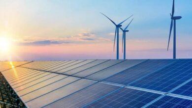 صورة قانون رئاسي بإحداث صندوق دعم استخدام الطاقات المتجددة ورفع كفاءة الطاقة