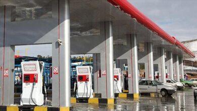 """صورة محطات الوقود في إيران تتعرض لـ""""هجوم سيبراني"""""""