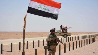 صورة حرس الحدود العراقي: تأمين كامل الشريط الحدودي مع سورية